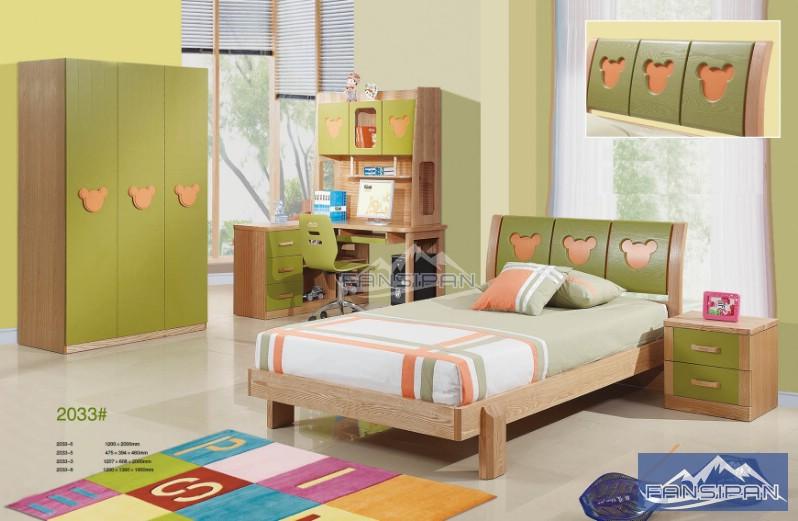 Giường ngủ trẻ em GEF002