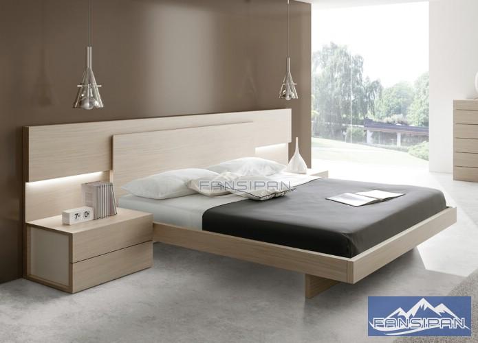 Giường ngủ đẹp GNF005