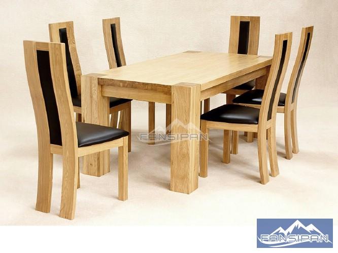 Bộ bàn ghế ăn BAF011