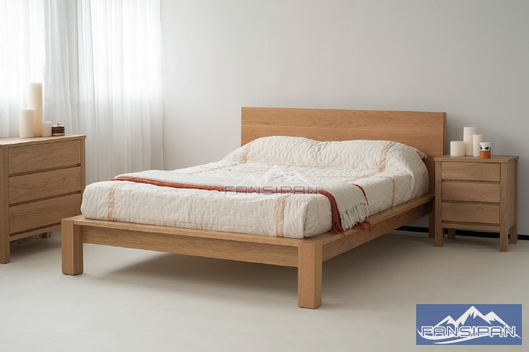 Giường ngủ đẹp GNF008