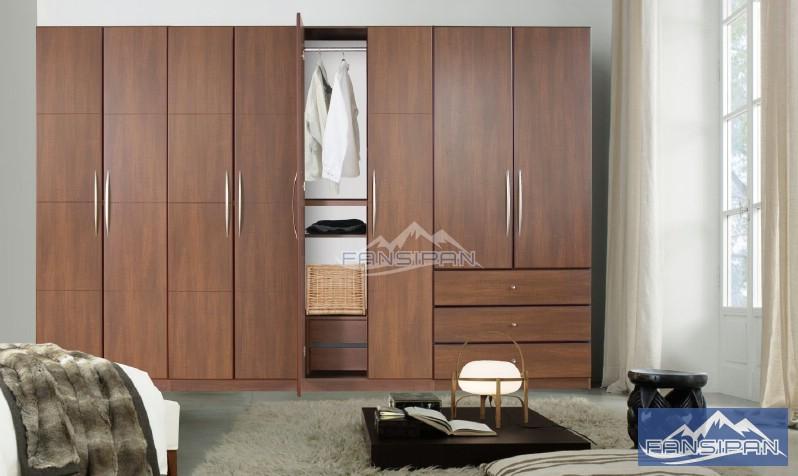 Tủ quần áo hiện đại TAF003