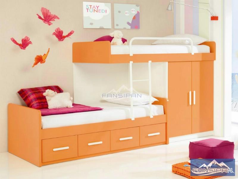 Giường ngủ trẻ em GEF006
