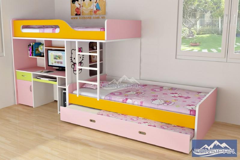 Giường ngủ trẻ em GEF004