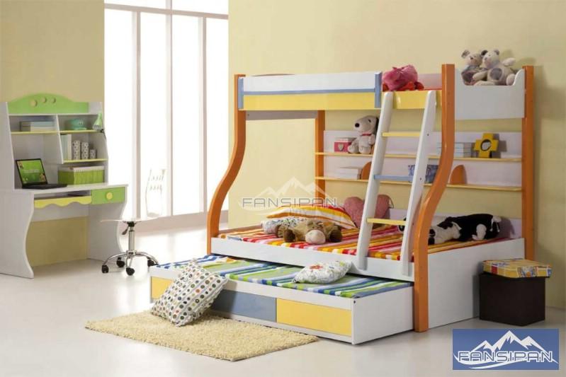 Giường ngủ trẻ em GEF005