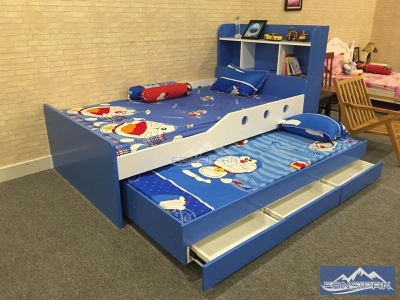 Giường ngủ trẻ em GEF007