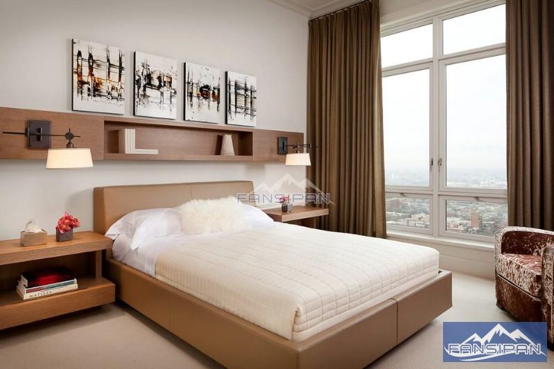 Giường ngủ trẻ em GEF008