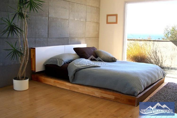 Giường ngủ đẹp GNF007