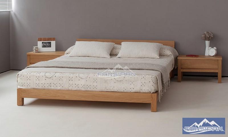 Giường ngủ đẹp GNF009